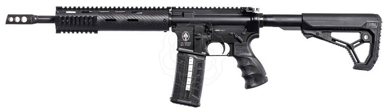 CARABINA ADC MOD. M5 CARBO SPECIAL FORCE CAL. 223 rem. CANNA 14,5